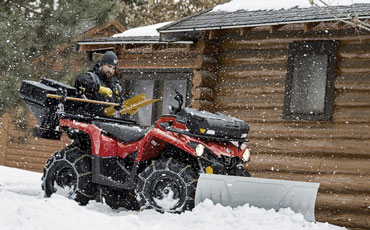 ATV Snow Plow Featured Image