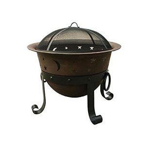 Best Fire Pit For Wood Deck - (Reviews & Buying Guide 2020)