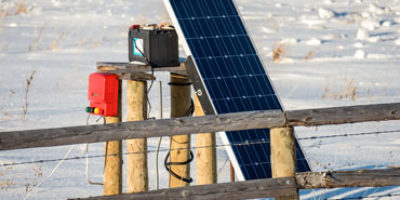 Electric Fence Charger Featured Image