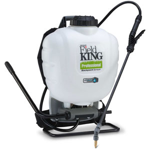 Field King Professional No Leak Pump Backpack Sprayer
