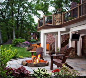 Fire Pit For Wood Deck Reviews