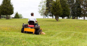 How Does Zero Turn Mowers Operate