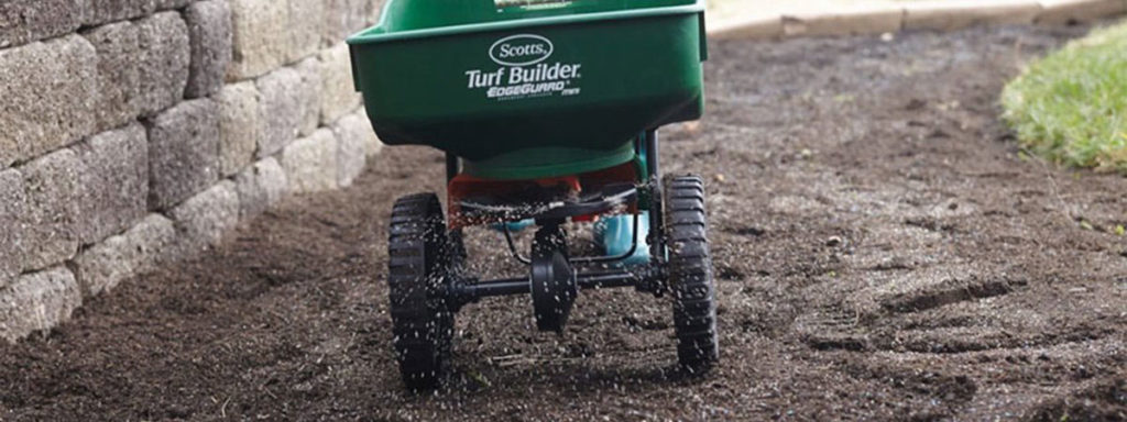 How To Use fertilizer spreader
