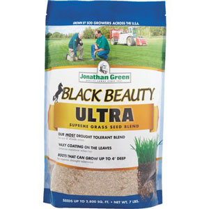 Jonathan Green Black Beauty Ultra Grass Seed Mix
