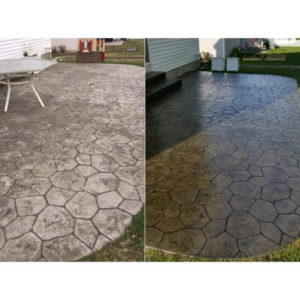 wet look paver sealer