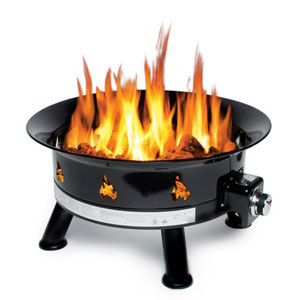 Outland Firebowl Outdoor Propane Gas Fire Pit