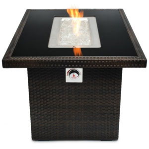 Outland Living Outdoor Propane Gas Fire Pit Table
