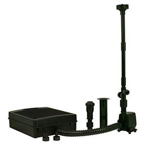 TetraPond Filtration Fountain Kit