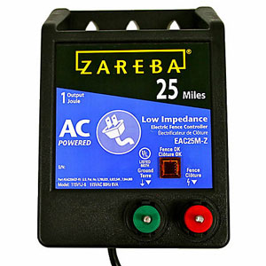 Zareba Electric Fence Charger
